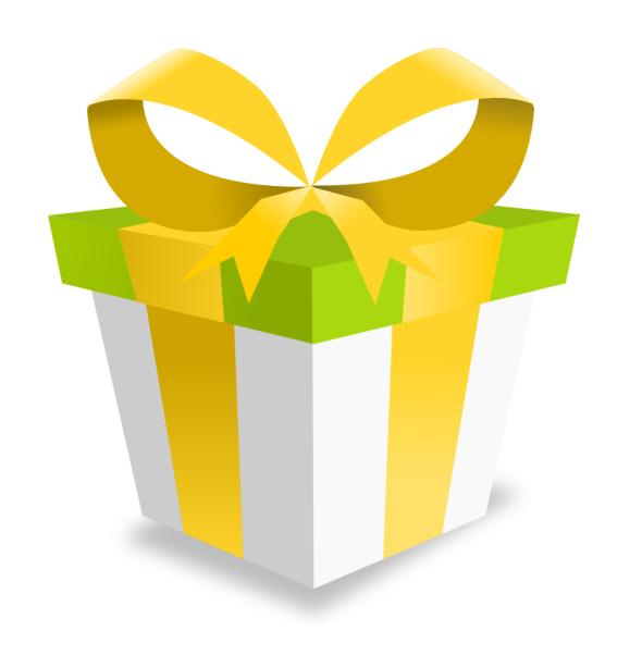 Aplikacja do wręczania prezentów