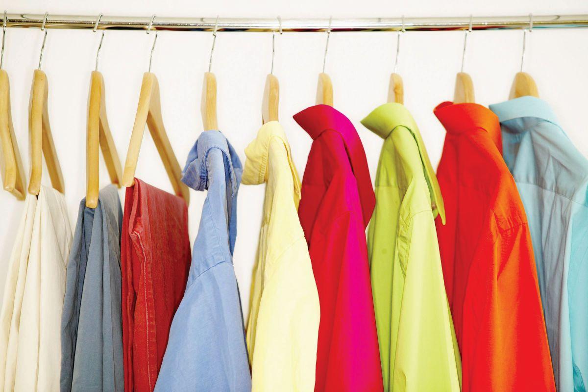gotów na sklep z odzieżą używaną