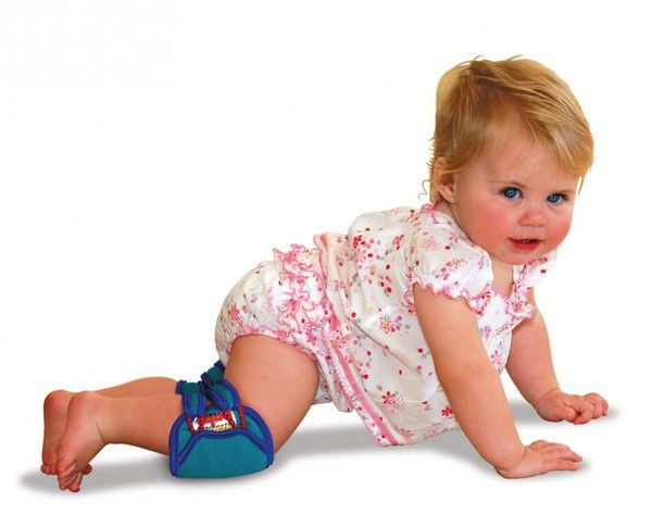 Ochraniacze na kolanka dziecka