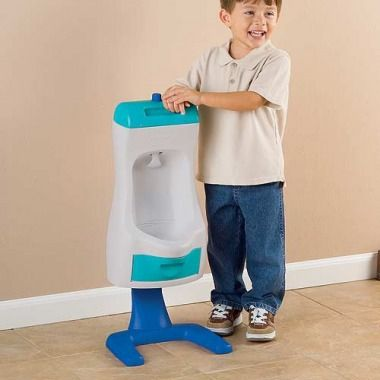 Peter Potty Toddler Urinal czyli pierwszy pisuar dla dziecka