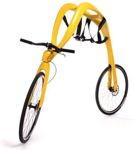 dziwny rower