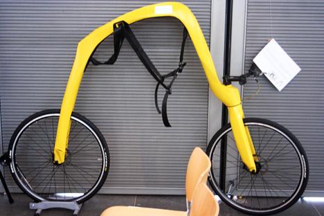 inna konstrukcja rowera