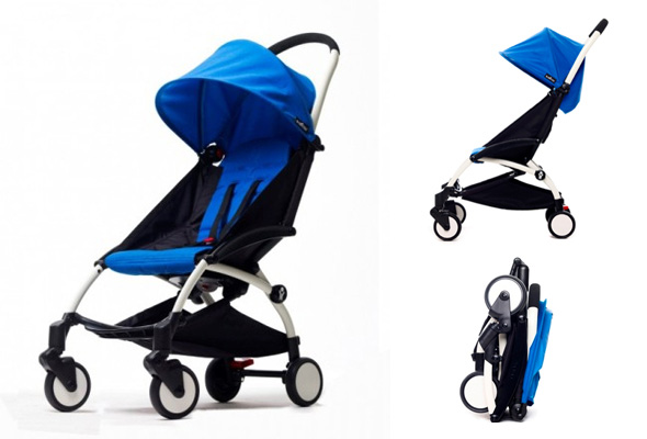 wózek do samolotu z dzieckiem