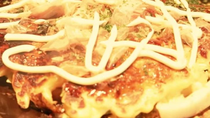 japońskie potrawy z japońskim majonezem