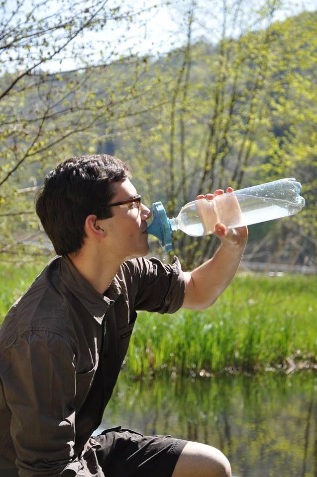 uzyskanie wody do picia