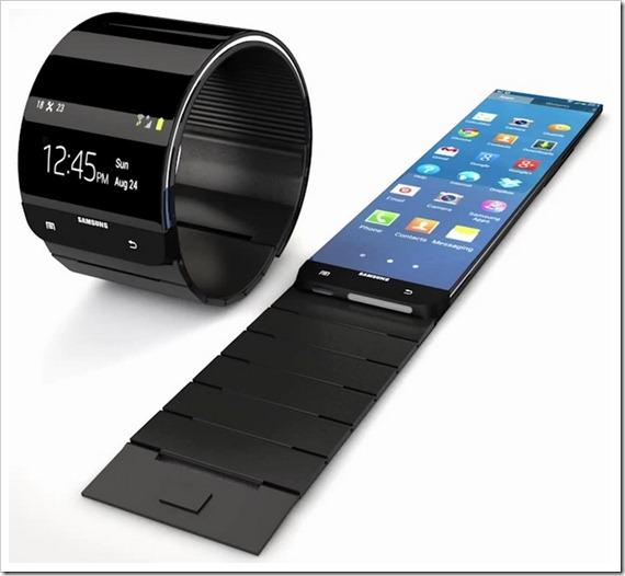 Samsung Galaxy gear zegarek na rękę