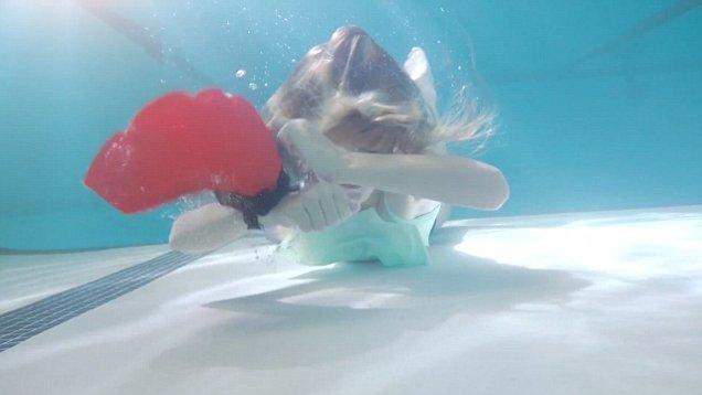 uruchamianie pod wodą