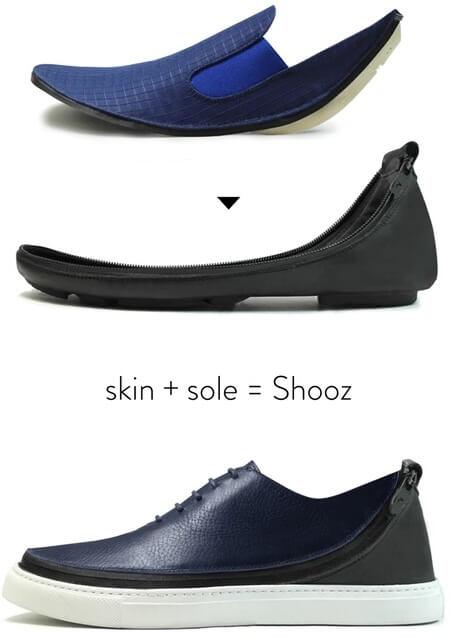 buty modułowe
