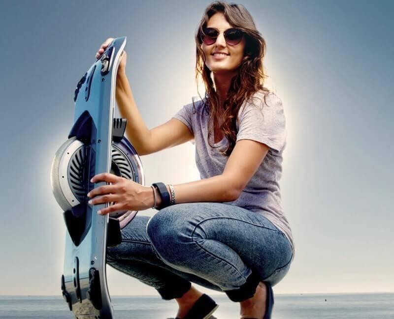 hoverboard deska do jazdy na jednym kole
