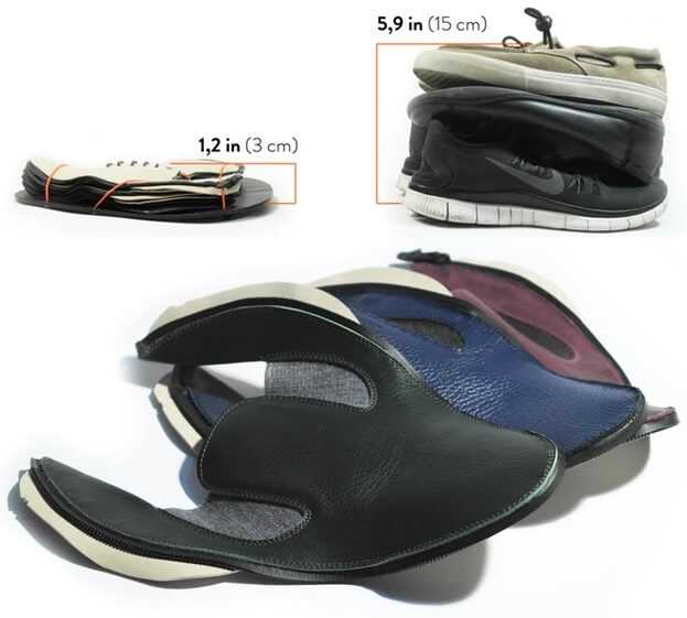 plaska nawierzchnia buta