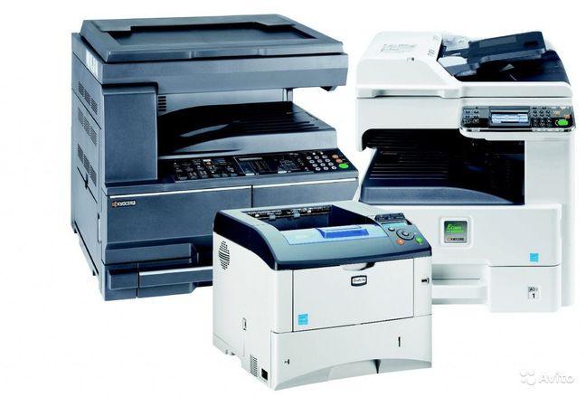 naprawa drukarek roznych gabarytow